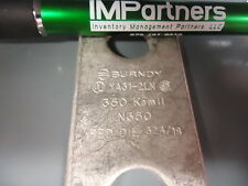 Burndy YA31-2LN 2-Hole 350 CU Lug. Brand New!