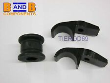 MERCEDES W163 ML FRONT TORSION SWAY ANTI ROLL BAR OUTER BUSH KIT A218