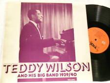 TEDDY WILSON Big Band 1939-40 Doc Cheatham Al Casey Ben Webster LP