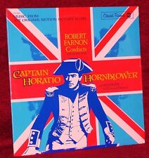 STUDIOTRACK LP CAPTAIN HORATIO HORNBLOWER ROBERT FARNON 1979 CITADEL SEALED