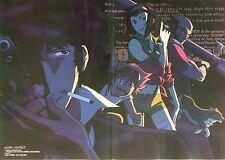 Cowboy Bebop / Shaman King promo poster anime official