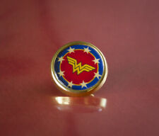 Cool Wonder Woman Lapel/Pin Badge