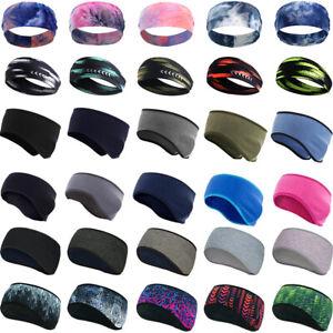 Ear Warmer Headband/Winter Fleece Ear Cover/Cold Weather Ear Muffs for Men Women