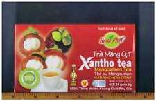 Mangosteen Tea Tra Mang Cut AntiBiotic AntiFungal AntiBacterial 25 bags $4.25