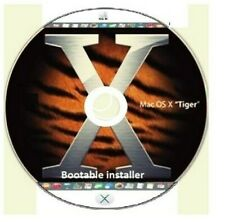 OSX Tiger 10.4    DVD       ※※※※※