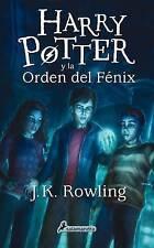 Harry Potter y La Orden del Fenix (Harry 05) by J K Rowling (Paperback / softback, 2015)