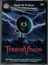 TERROR VISION. dvd  ( Clasicos de culto. )