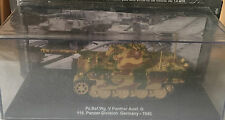 "DIE CAST TANK "" PZ.BEF.WG. V PANTHER AUSF. G 116. PANZER GERMANY - 1945 "" 1/72"