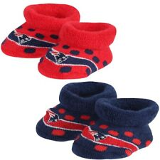 New England Patriots Infant Socks Booties