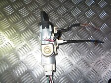 NISSAN X TRAIL IGNITION BARREL AND KEY SWITCH MANUAL  2001-2008 TESTED 100%OK