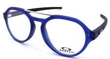 Oakley Rx Eyeglasses Frames OX8151-0351 51-19-138 Scavenger Translucent Mat Blue