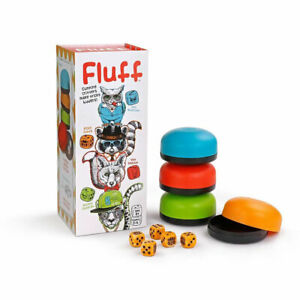 Bananagrams Fluff Bluffing Bidding Dice Game