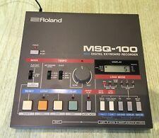 Roland MSQ-100 Vintage MIDI Sequencer (1984)