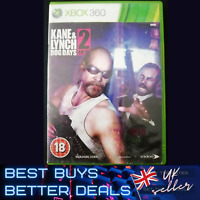 Kane & Lynch 2 Dog Days Xbox 360 Game TESTED PAL Complete inc Manual