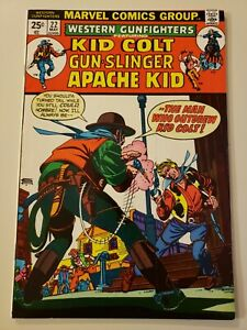 Western Gunfighters #22. Marvel. May 1974. NM 9.4 or Better. ULTRA HIGH GRADE!