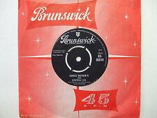 05819 Brenda Lee-DOLCE Nuthin'S/piangi più il mio bambino - 1960