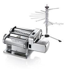 MARCATO Atlas Motor 150 mm Sfogliatrice Pasta Maker + Essiccatore Stendipasta