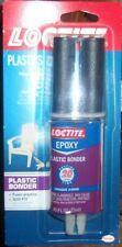 2 Loctite Epoxy 1363118 Plastic Bonder 085 Fluid Ounce Syringe