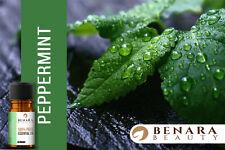 Peppermint Pure Natural Essential Oil 10ml BENARA