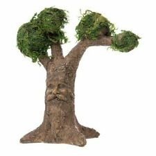Miniature Fairy Garden Tree Face w/ Moss Covered Treetops - Buy 3 Save $5