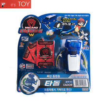 Turning Mecard W TADOR Blue ver. Turtle Transformer Transforming Robot Car Toy