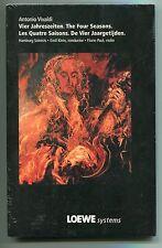 Antonio Vivaldi - CD - VIER JAHRESZEITEN - loewe systems - EINGESCHWEISST SEALED