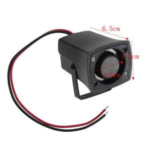Universal Backup Warning Alarm Siren - 110dB-Vehicle Car Reversing Warning Horn