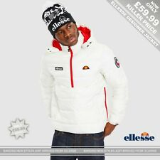 Ellesse Narni Padded Jacket White