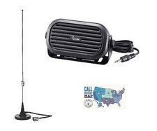 Icom ID-4100A Accy Bundle - 5W Mobile Speaker & Dual Band Mag-Mount Antenna