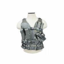 NcStar Tactical Vest Childrens Digital Camo CTVC2916D