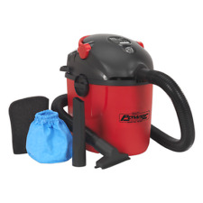 Sealey Vacuum Cleaner Wet & Dry 10L 1000W/230V - PC100