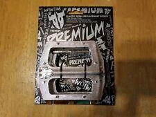 "Premium Slim PC BMX Bike Platform Pedal Replacement Bodies - 9/16"" - Chrome"