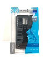 Speck Candyshell Grip Case Samsung Galaxy Note 4 Black Slate Grey