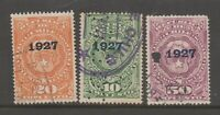 Chile fiscal revenue cinderella stamp 5-31-