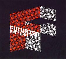 Futurism Ain 't shit to me = POLI/Prefuse 73/dälek/Gonzales... = Electro glitch EXP