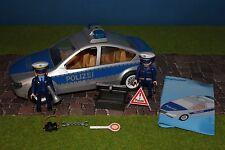PLAYMOBIL Auto della polizia # 1 ottimo stato