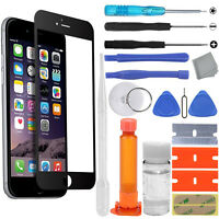 For Apple iPhone 7 Plus Replacement Screen Front Glass Replacement Repair Kit