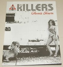 The Killers Sam's Town Songbook Guitar Recorded Versions Gitarre Notenbuch NEU