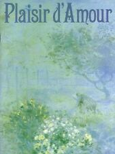 PLAISIR D'AMOUR - ALFRED PUBLISHING (COR) - NEW PAPERBACK BOOK