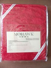 Sheffield & Galloway CHANTILLY Red Pure Silk Throw Shawl Wrap Fringe 50 x 70