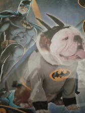 Batman Dog Fancy Dress Deluxe Halloween Costume XXL