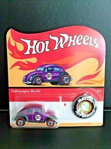 Hot Wheels Volkswagen Beetle 50th Anniversary Redline Series