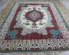 AN OUTSTANDING PERSIAN TABRIZ CARPET GREAT DESIGN AND SUPERB COLOUR 405 X 290 CM