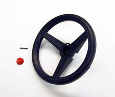 New ListingPlastic Steering Wheel for Amf Pedal Cars - Three-spoke