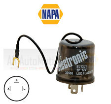 Turn Signal Flasher NAPA w/ 3 Terminals LED Compatible