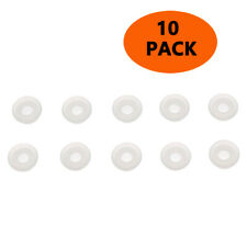 10/50X Float Valve Gaskets Replacement Accessories for Instant Pot Duo,Duo Plus
