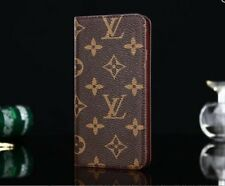 LV Iphone Case Leather Wallet Case for Iphone 6/6s plus