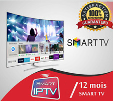 Subscription IP TV 12 Months Android Smart TV M3U MAG FIRESTICK ALL DEVICE