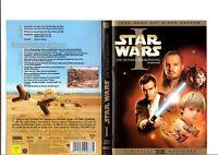 Star Wars: Episode I - Die dunkle Bedrohung / DVD