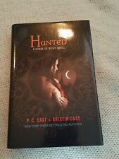 #543 House of Night Novels: Hunted Book 5 by P. C. Cast Kristin Cast (Hardcover)